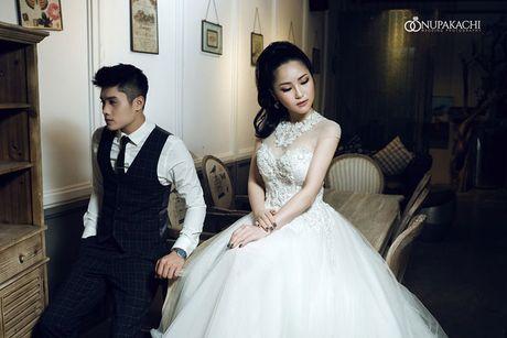 Huong Tram hoa co dau xinh dep, ngot ngao trong 'Ngay cuoi' - Anh 8