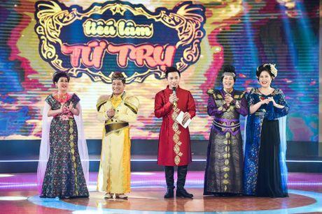 Hong Van, Duc Hai 'nong mat' vi bi Minh Nhi vach tran tat xau - Anh 2