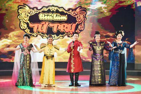 Hong Van, Duc Hai 'nong mat' vi bi Minh Nhi vach tran tat xau - Anh 4