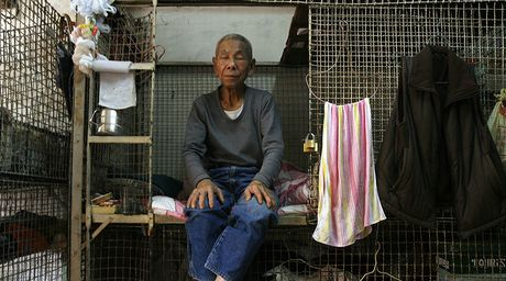 Hong Kong co tinh trang no le lao dong te nhat chau A - Anh 1
