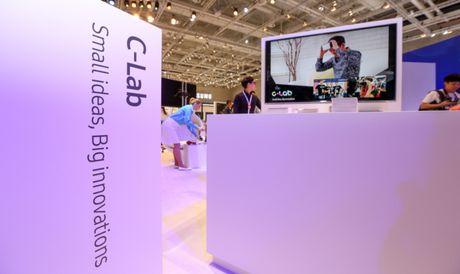 Samsung va kho y tuong C-Lab it nguoi biet den - Anh 1