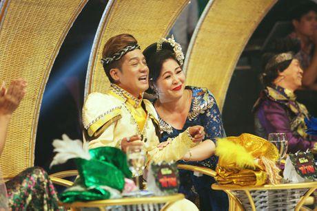 Minh Nhi tiet lo tinh ban 33 nam voi Hong Van - Anh 1