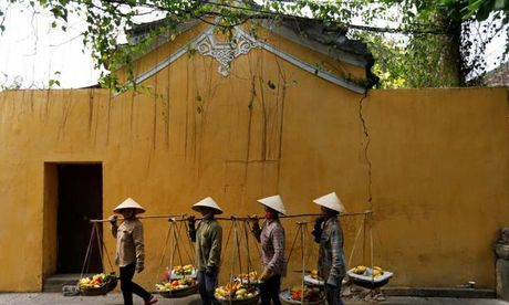 Viet Nam nam trong Top 10 quoc gia duoc du khach Trung Quoc yeu thich - Anh 1