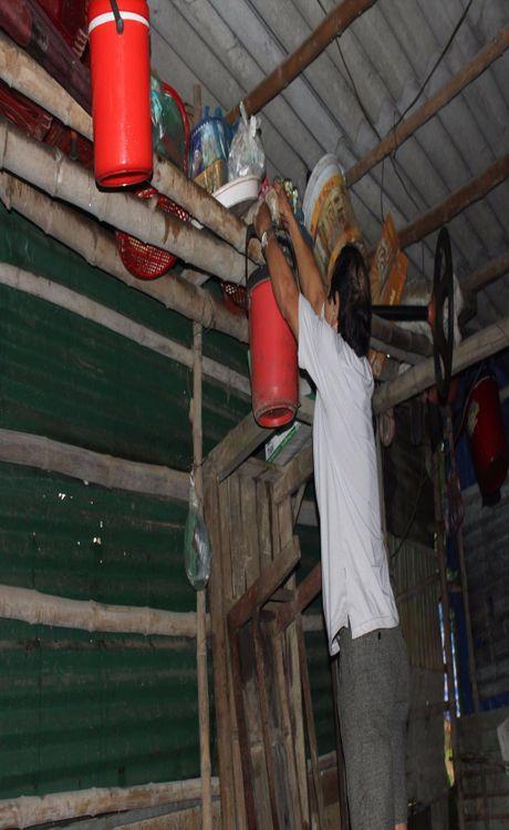 Quang Ngai: Xuat hien lu tren song Tra Cau - Anh 4