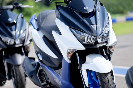 Yamaha Force 2017 – xe tay ga dong co 155 phan khoi moi - Anh 4