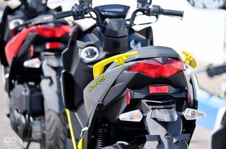 Yamaha Force 2017 – xe tay ga dong co 155 phan khoi moi - Anh 5