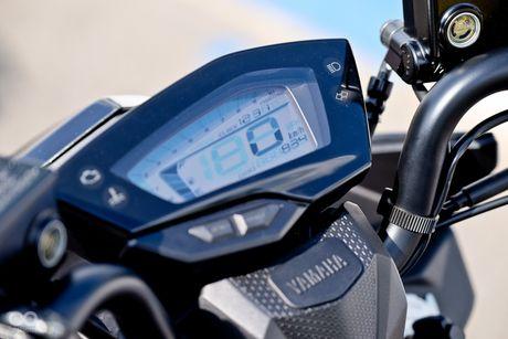 Yamaha Force 2017 – xe tay ga dong co 155 phan khoi moi - Anh 6