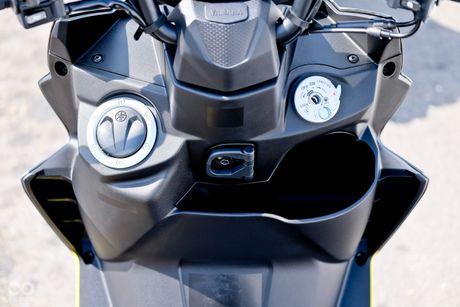 Yamaha Force 2017 – xe tay ga dong co 155 phan khoi moi - Anh 7