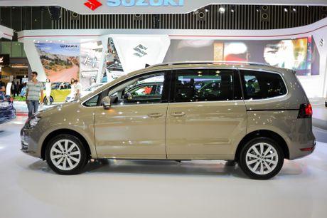 Volkswagen Sharan 7 cho gia gan 2 ty tai Viet Nam - Anh 2