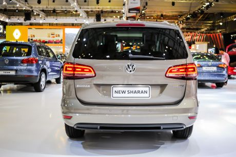 Volkswagen Sharan 7 cho gia gan 2 ty tai Viet Nam - Anh 3