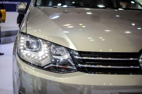 Volkswagen Sharan 7 cho gia gan 2 ty tai Viet Nam - Anh 4