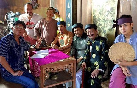 Chi co mot nguoi con o ben khi NSUT Pham Bang lam chung - Anh 2