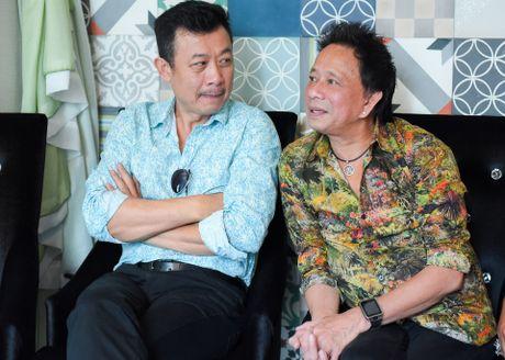 Pham Thanh Thao ve nuoc chuc mung Lam Hung ra mat album - Anh 4