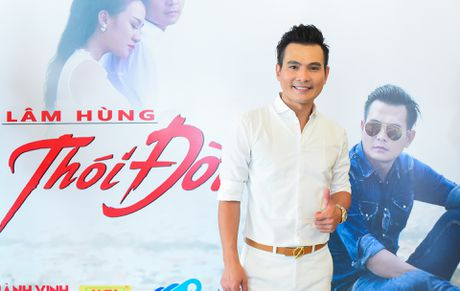 Pham Thanh Thao ve nuoc chuc mung Lam Hung ra mat album - Anh 6