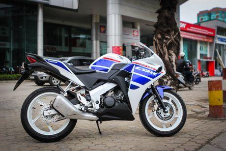 Honda CBR 150R phien ban dac biet tai Viet Nam - Anh 1