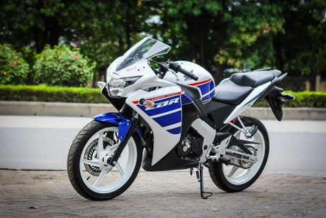 Honda CBR 150R phien ban dac biet tai Viet Nam - Anh 2