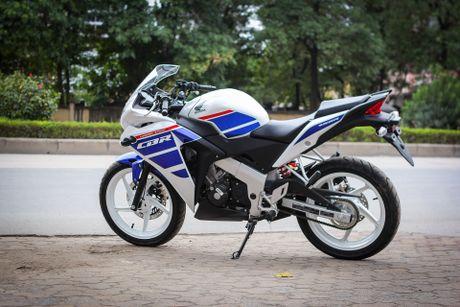 Honda CBR 150R phien ban dac biet tai Viet Nam - Anh 3
