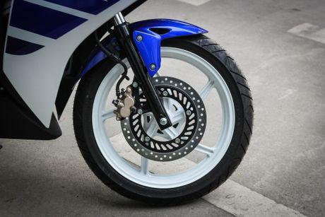 Honda CBR 150R phien ban dac biet tai Viet Nam - Anh 4