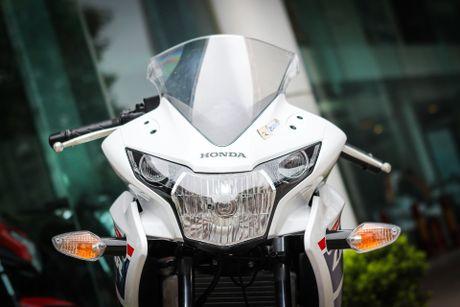 Honda CBR 150R phien ban dac biet tai Viet Nam - Anh 7