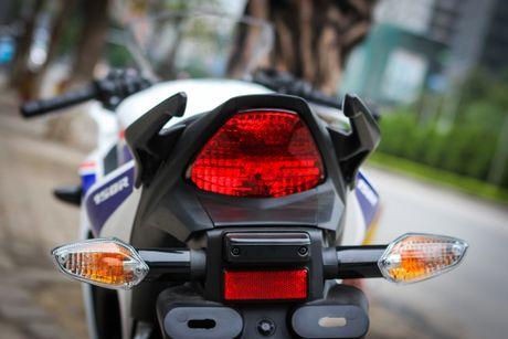 Honda CBR 150R phien ban dac biet tai Viet Nam - Anh 8
