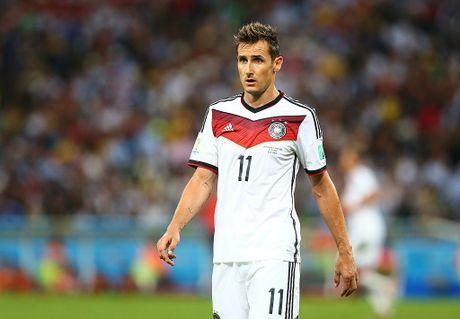 Miroslav Klose - cay san ban vi dai World Cup giai nghe - Anh 1