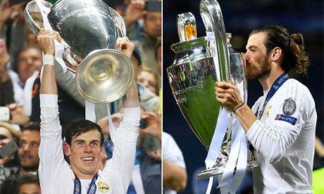 Gareth Bale soan ngoi ong hoang luong bong cua Ronaldo - Anh 3