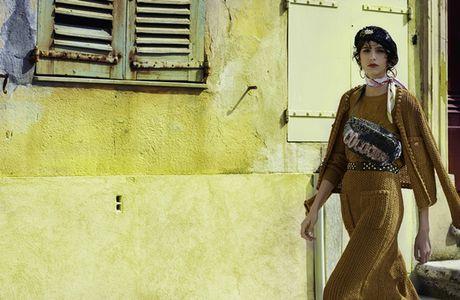 Nang gio nhiet doi trong chien dich quang ba bo suu tap Cruise 2017 cua Chanel - Anh 5