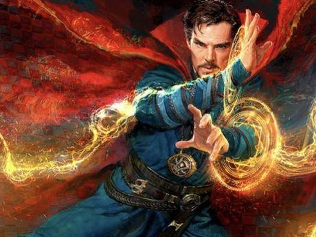 Doctor Strange - Vai dien ky la nhat cua Benedict Cumberbatch - Anh 1