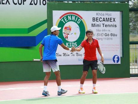 Tennis ngay 1/11: Hoang Nam khoi dau an tuong. Novak Djokovic lai thua - Anh 4