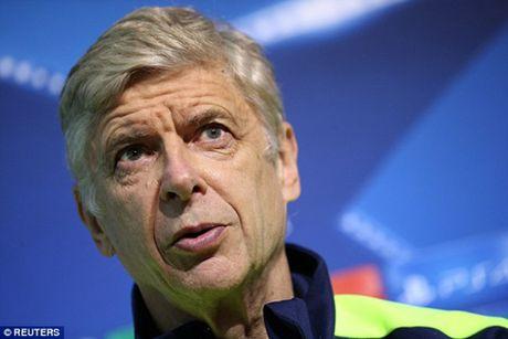 Sau nhieu lan ve nhi, Wenger quyet cung Arsenal gianh ngoi dau bang Champions League - Anh 1