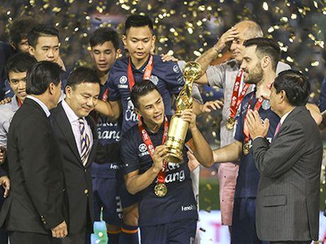 SHB Da Nang bat dau chinh phuc Toyota Mekong Cup 2016 tu Lao - Anh 1