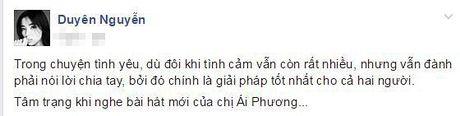 Vi sao Ky Duyen phai chap nhan chia tay khi van con tinh cam? - Anh 2