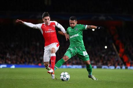 Ludogorets – Arsenal: Danh nhanh, diet gon - Anh 2