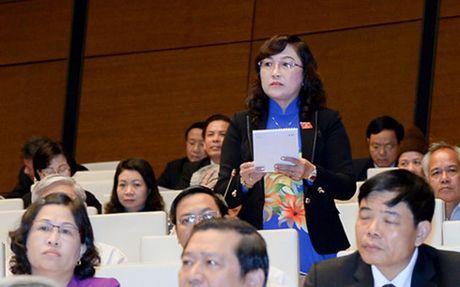 Bo truong Nguyen Chi Dung giai trinh ve dau tu cong trung han - Anh 2