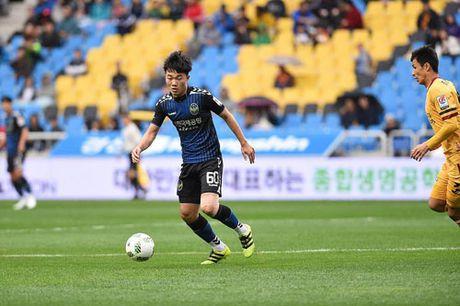 DIEM TIN SANG (2.11): Xuan Truong da chinh tran thu 4 tai K.League - Anh 1
