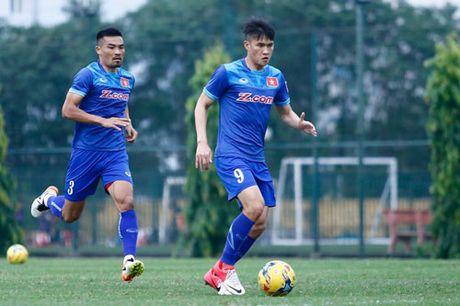 DIEM TIN SANG (2.11): Xuan Truong da chinh tran thu 4 tai K.League - Anh 3