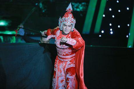 Ngoc Son het loi khen Hung Thuan hat cai luong tuyet voi - Anh 1