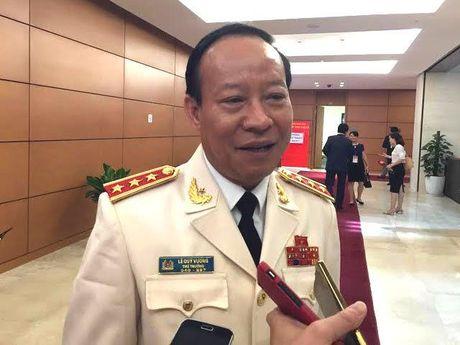 Thu truong Cong an noi ve vu chay: 'Thiet ke cac nha kin bung'(!) - Anh 1