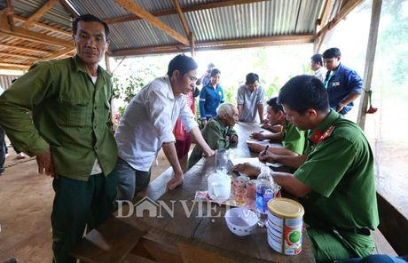 Vu no sung Dak Nong: Vi sao dan chua dong y lap thon? - Anh 1