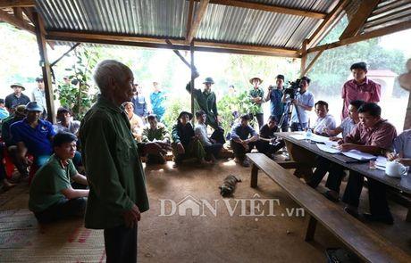 Vu no sung Dak Nong: Vi sao dan chua dong y lap thon? - Anh 2