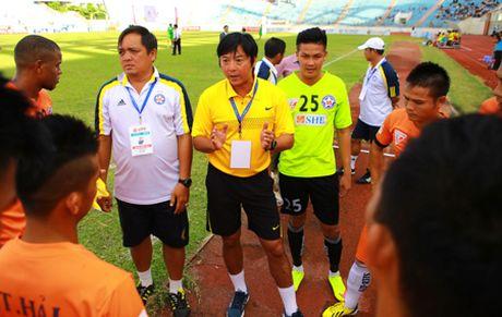 SHB Da Nang chot ngay len duong tham du Toyota Mekong Cup 2016 - Anh 1