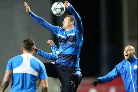 02h45 ngay 03/11, Kobenhavn vs Leicester: Cuoc cham tran bat ngo giua 'Vua Anh' va 'Vua Dan Mach' - Anh 1