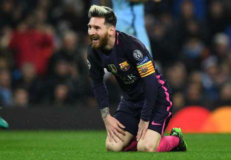 Su that vu Messi cau tiet, doi tan cau thu Man City? - Anh 1