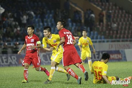 'Di nhan' U19 Viet Nam giup U21 Ha Noi T&T len ngoi vo dich - Anh 2