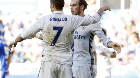 Hien tai, Real Madrid la so 1 troi Au - Anh 1