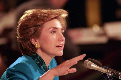 Nhung su that bat ngo ve ung vien tong thong Hillary Clinton - Anh 4