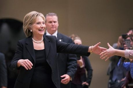Nhung su that bat ngo ve ung vien tong thong Hillary Clinton - Anh 7