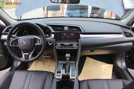 Honda Civic Turbo khong 'dinh loi' phanh dien tu tai VN - Anh 2
