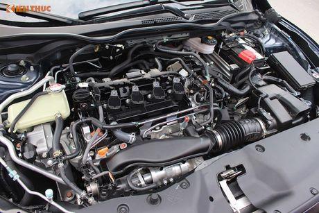 Honda Civic Turbo khong 'dinh loi' phanh dien tu tai VN - Anh 3