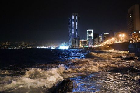 Kham pha ve dep nghin nam cua dat nuoc Lebanon - Anh 12